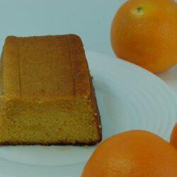Orangenkuchen mit Mandeln ohne Mehl