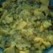 Kartoffelsalat mit Essig-Öl-Vinaigrette
